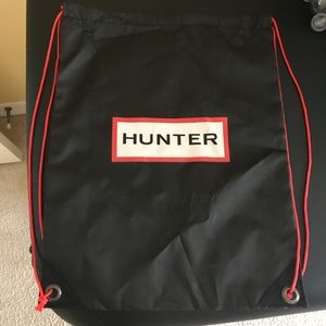 Hunter string backpack